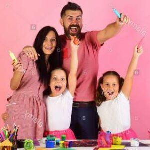 Familia de Artistas