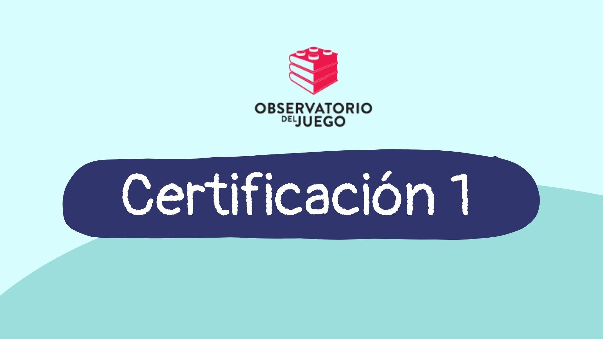Certificacion 1